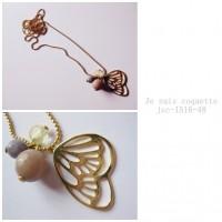 Collar Borboleta jsc-1516-48